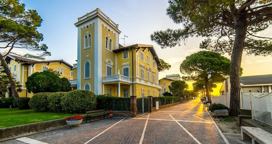 HOTEL VILLE BIANCHI GRADO - Grado, Italia